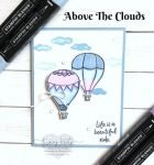 Above the Clouds Stamp Set