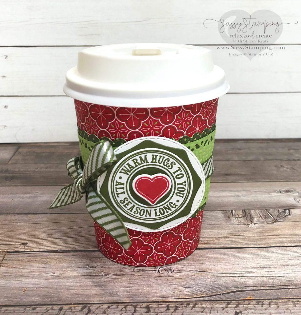 Heartwarming Hugs Suite Mini Coffee Cup