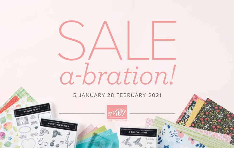 Sale-A-Bration 2021 Cover Image